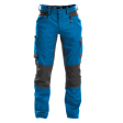 Dassy Helix D-Flex azuurblauw met zwart