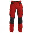 Dassy Helix D-Flex Rood met zwart