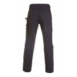 Werkbroek Hydrowear Roosendaal | zwart back